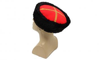 Карабинка из черного каракуля Миргород