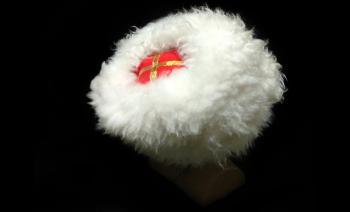 Казачья Папаха казачья из овчины Кравченко из натурального меха