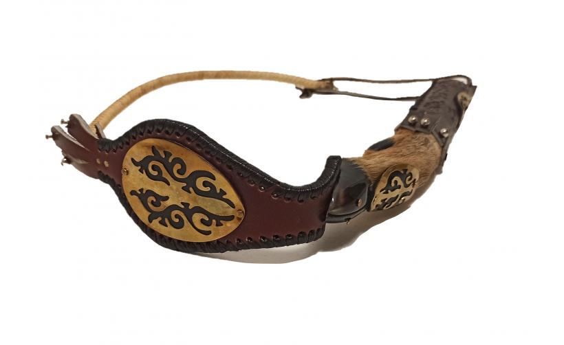 Камча Тамерлан (кнут тюркского воина)