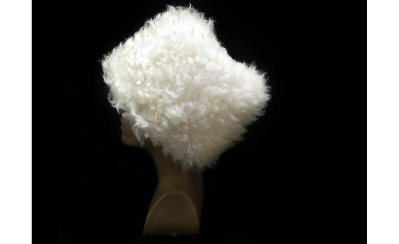 Казачья Папаха казачья из овчины Барток из натурального меха