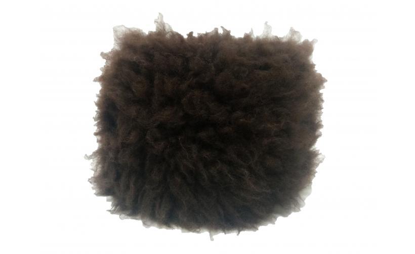Казачья Папаха казачья из овчины Плетень из натурального меха