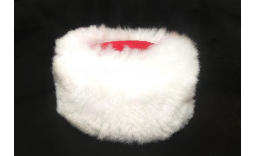 Казачья Шапка казачья из овчины Бобырь из натурального меха